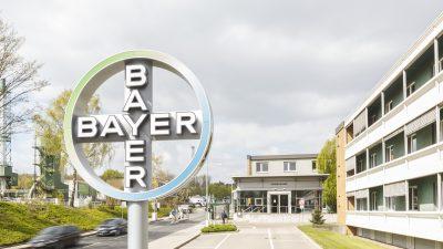 Aussenansicht des Bayergebäudes